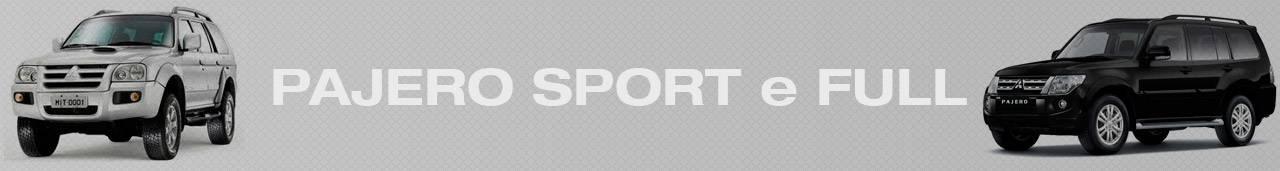 Pajero Sport e Full
