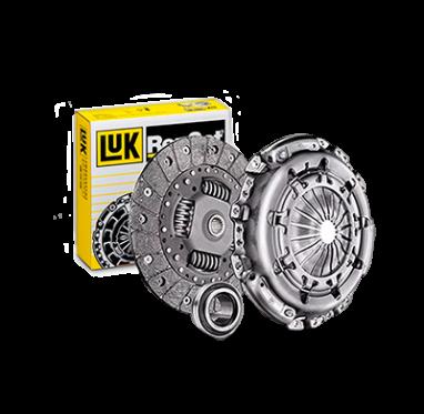 KIT EMBREAGEM COMPLETO - L200 GL/GLS/ SPORT/ HPE/ SAVANA/ PAJERO SPORT 2.5 HPE - LUK