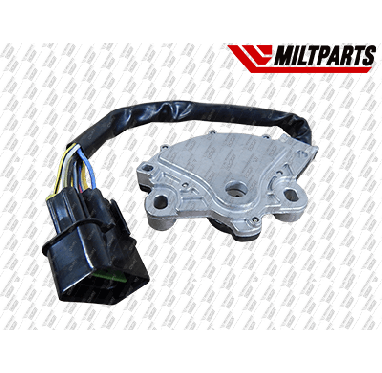 CHAVE SELETORA DO CAMBIO AUTOMÁTICO (INIBIDOR DO CAMBIO) - L200 TRITON (TODOS OS MODELOS)/PAJERO DAKAR TODOS OS MODELOS/ PAJERO SPORT (TODOS OS MODELOS)/ FULL (TODOS OS MODELOS) - MILTPARTS
