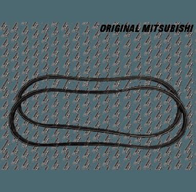 CORREIA ALTERNADOR - L200 GL/ SPORT/ HPE/ OUTDOOR/ PAJERO SPORT (TODOS C/ MOTOR 2.5 DIESEL) - ORIGINAL MITSUBISHI