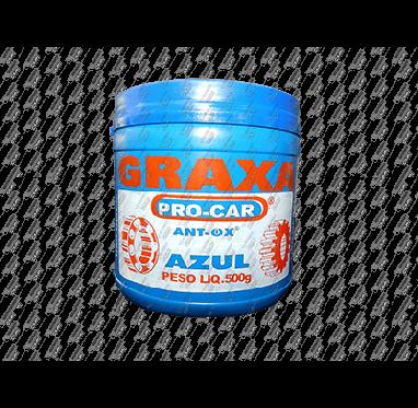 GRAXA AZUL (500G) - TODOS OS VEÍCULOS